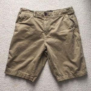 Men's American Eagle khaki shorts 36
